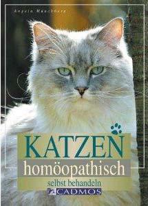 Cover von Angela Münchberg: Katzen homöopathisch selbst behandeln
