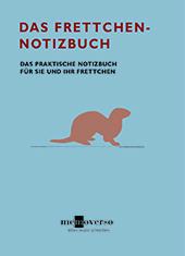 """Foto von """"Das Frettchen-Notizbuch"""""""
