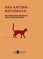"""Foto von """"Das Katzen-Notizbuch"""""""