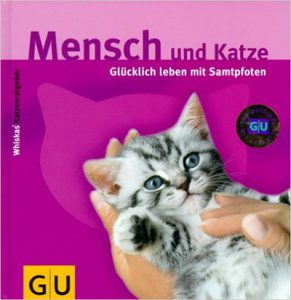 Buchumschlag Anne Warrlich, Mensch und Katze